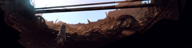 Wasteland Scene