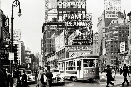 Time Square 1937