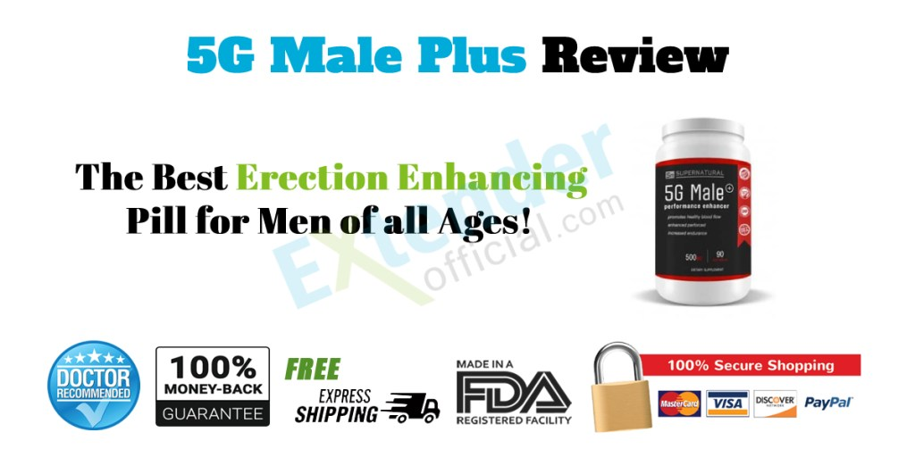 5G Male Plus Review