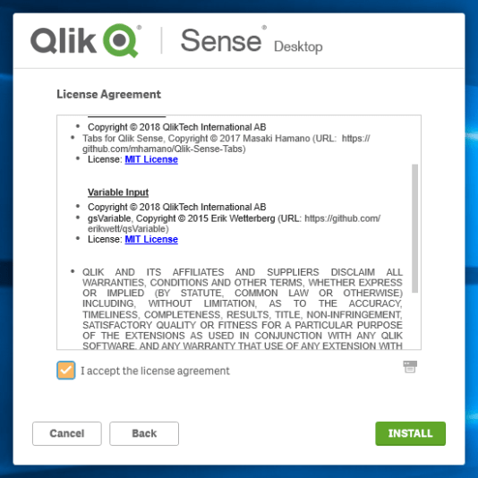 Qlik Sense november 2018 – with qsVariable | Extending Qlik