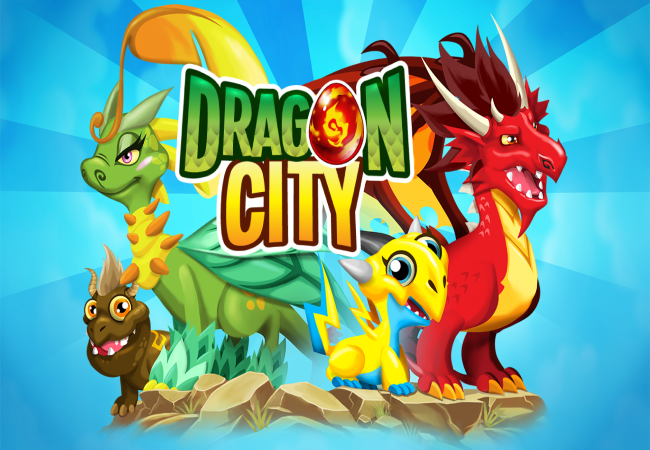 Dragon City