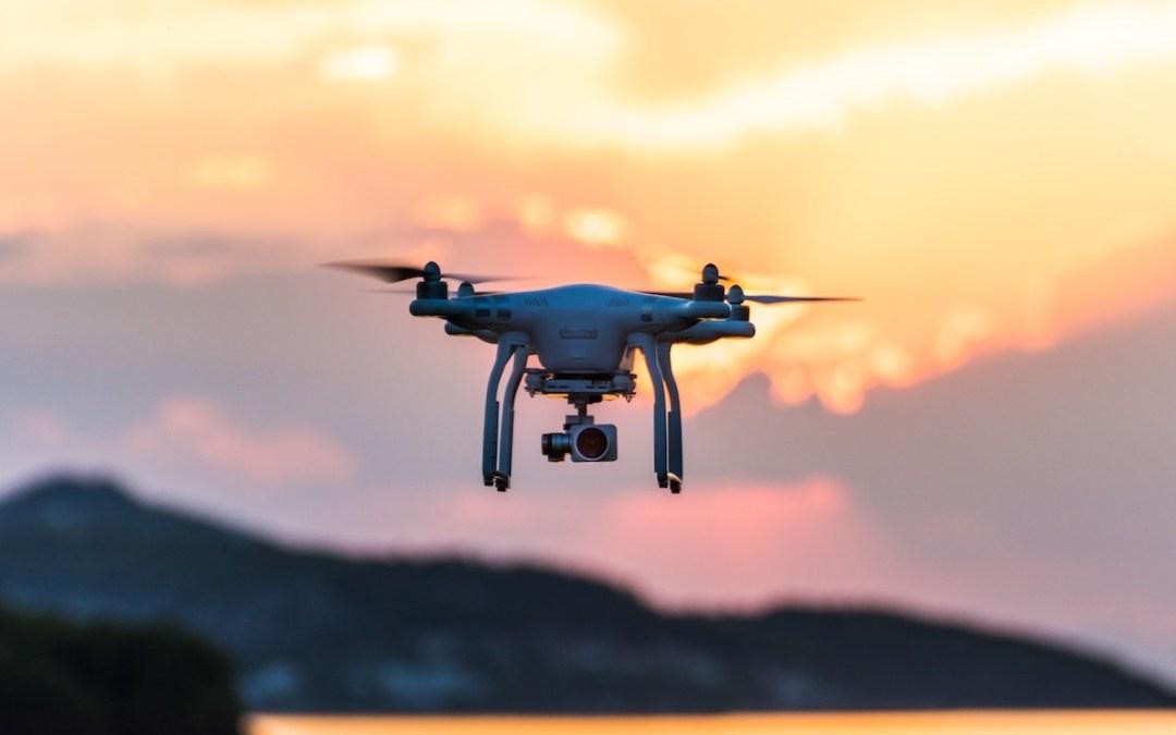 Vogelperspektive, was dürfen Drohnen?