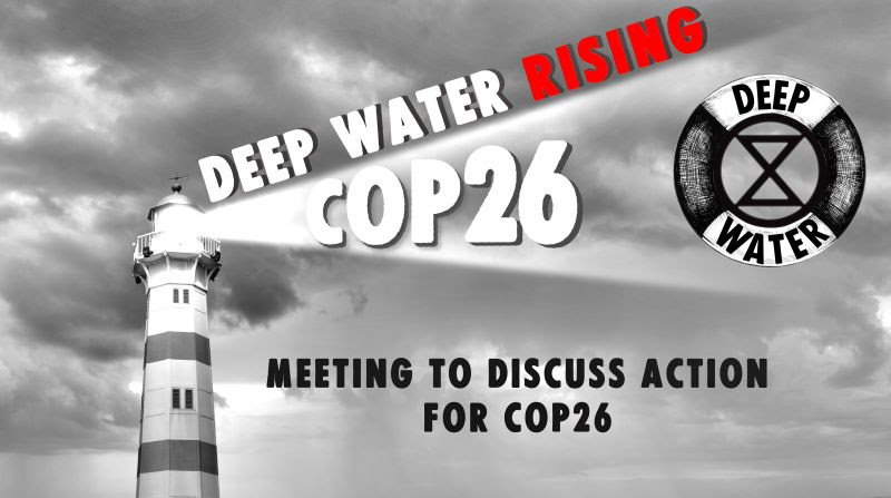 Deep Water meeting to discuss action for COP26