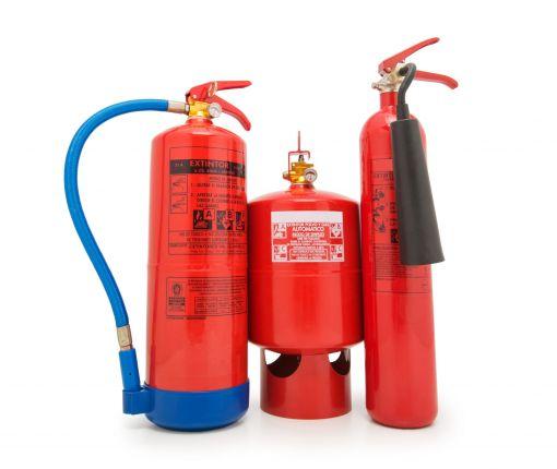 Tipos de extintores, extintores pack hosteleria