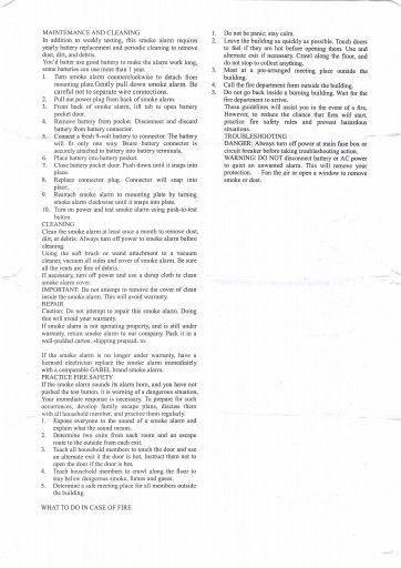 Manual de instrucciones hoja 2
