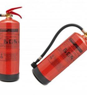 Extintor Polvo ABC