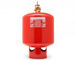 Extintores automáticos