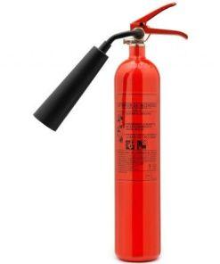 Extintores de CO2
