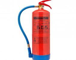 Extintores de agua