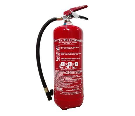 Extintor de marina 6kg