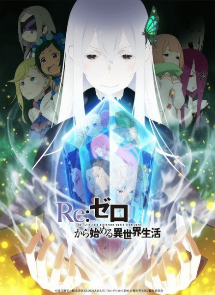Re:Zero Season 2 Cover