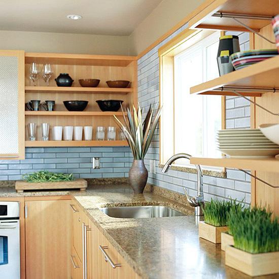 Półki Na Zawiasach Sprawiają że Kuchnia Jest Wygodniejsza