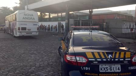 Ônibus seguia de Juiz de Fora para o Rio