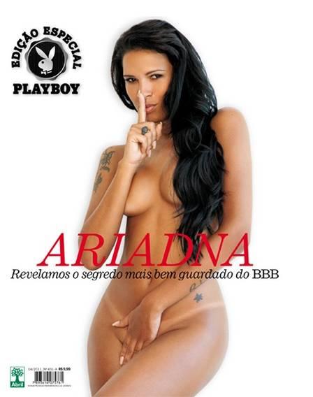 Ariadna na 'Playboy'