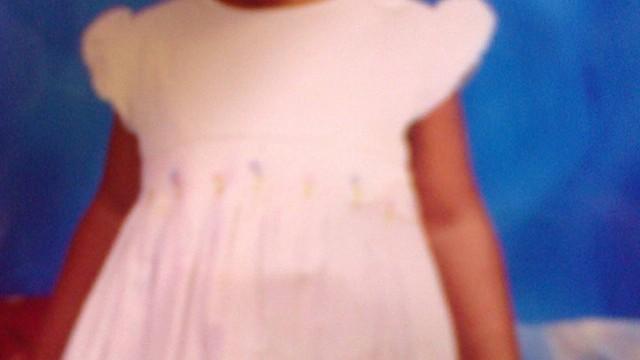 Dárfine Bianca da Silva tinha 4 anos
