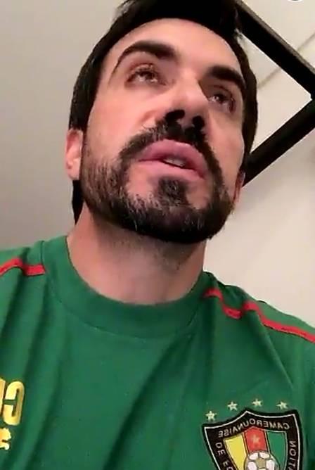 Sucesso no Twitter, padre Fábio de Melo agora mostra bom humor no Snapchat