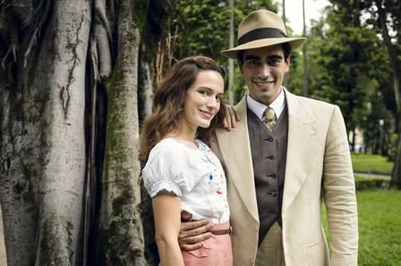 Bianca Bin é casada há cinco anos com o ator Pedro Brandão