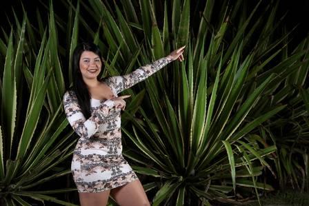 Jady Duarte faz o raio de Usain Bolt