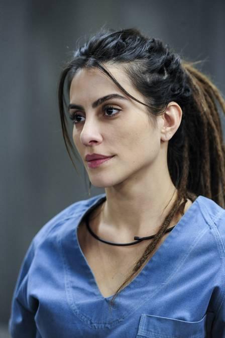 Em 'Supermax', a atriz interpreta Sabrina