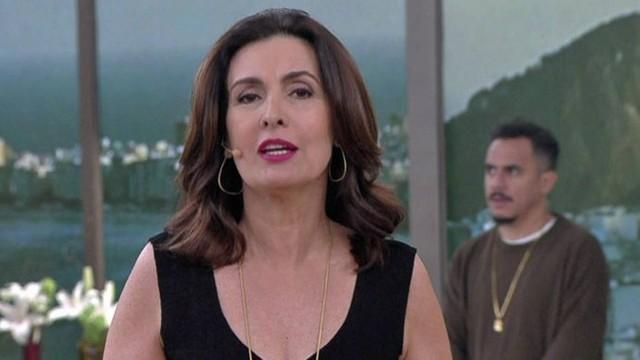 Fátima Bernardes fala da despedida do ex-sogro