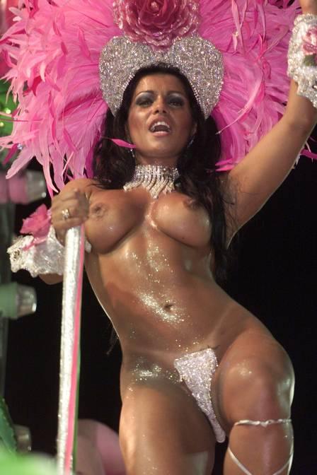 Fabiana Andrade. em 2001