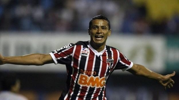 Cícero teve duas passagens pelo São Paulo