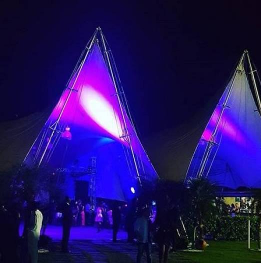 Festa aconteceu em resort na Zona Oeste do Rio