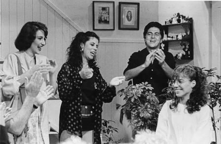 Maria Gladys, numa cena de 'Vale tudo'