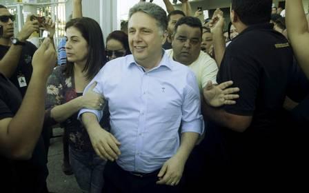 Garotinho e Rosinha foram presos