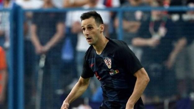 Nikola Kalinic foi cortado após o primeiro jogo da Copa do Mundo