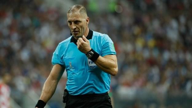 Nestor Pitana apitou bem a final da Copa