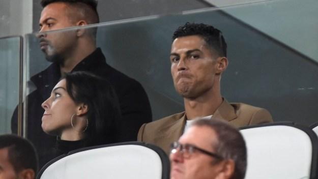 Cristiano Ronaldo vive um inferno astral fora do campo, após denúncia de estupro