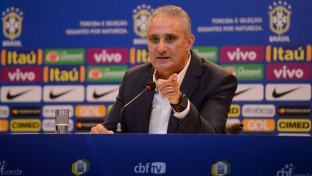 Tite convocou a Seleção Brasileira nesta sexta
