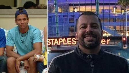 Thiago antes e hoje: ele ficou em 2ª lugar no 'BBB 4'