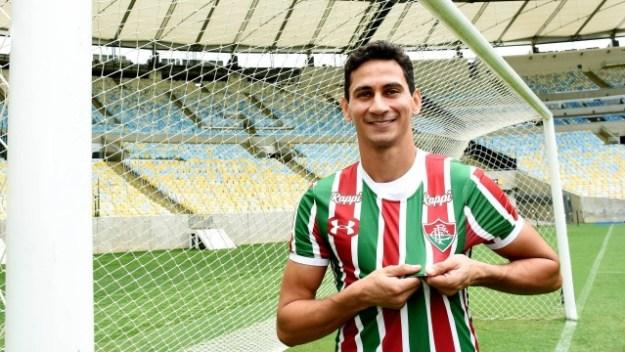 Paulo Henrique Ganso vai estrear pelo Fluminense no Maracanã