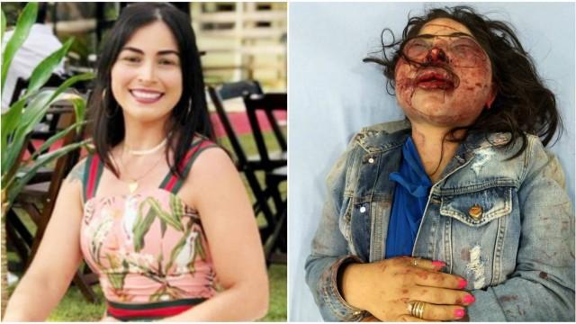 Jane foi encontrada nua e ferida numa estrada no ES