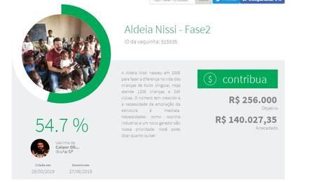 BRUNA MARQUEZINE ARRECADA CERCA DE 35.000USD PARA CRIANÇAS CARENTES DE ANGOLA