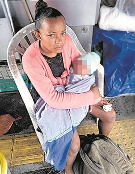 Paloma de Jesus, 18 anos, mora no bairro de Fazenda Coutos, em Salvador