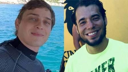 João e Marcelo foram esfaqueados por Plácido, no fim do mês passado