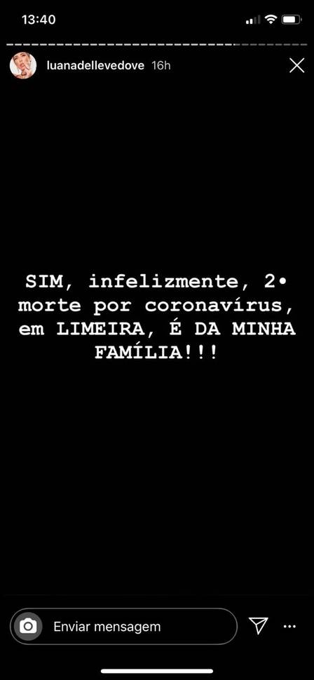 xwhatsapp image 2020 05 12 at 13.41.13.jpeg.jpg.pagespeed.ic.S28SsrSULC - Namorada de filho de Bolsonaro diz que tia morreu com Covid-19: 'Não é uma gripezinha'