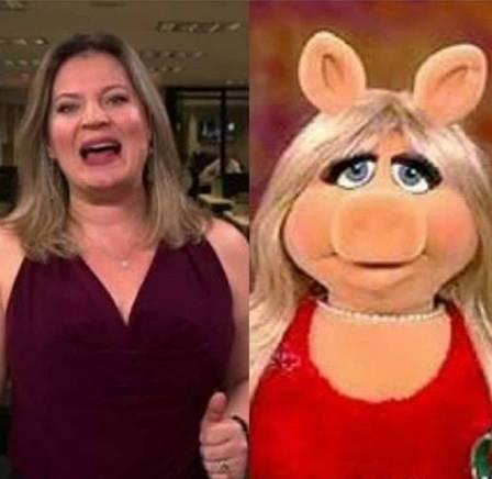 Joice Hasselmann foi chamada de porca por inimigos políticos de Peppa por Eduardo Bolsonaro