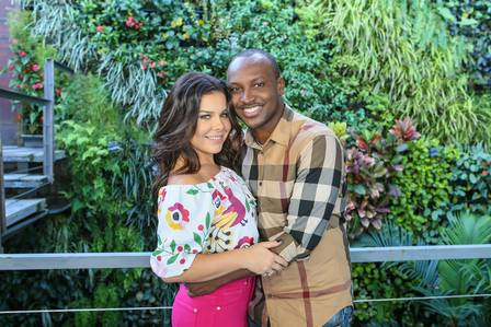 Thiaguinho and Fernanda Souza stayed together for eight years