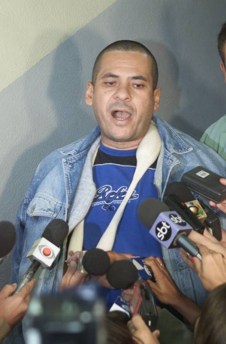 Reginaldo Nardi, a police officer who, according to Josiene, had his gun and was wounded by Fernando