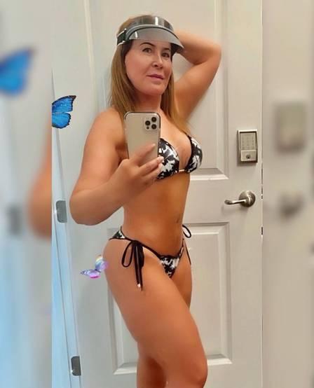 Zilu Camargo shakes the web with a bikini photo and wins praise