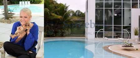 Xuxa's mansion was sold for R$ 45 million