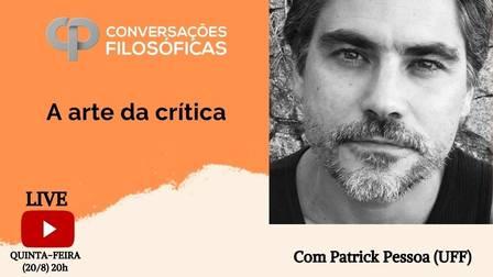 Philosophy professor Patrick Pessoa is also critical.