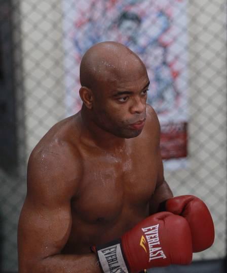Anderson Silva hoje em dia: forma física de um campeão do UFC