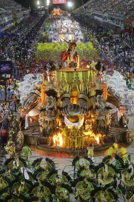 Desfile do Império da Tijuca
