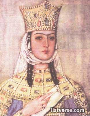 Queen-Tamar