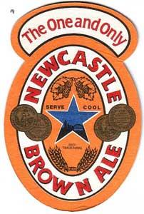 Newcastle Brown Ale F